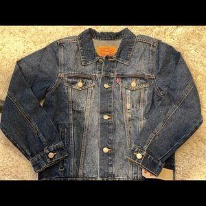 Levi Strauss Denim jacket size M, 10/12